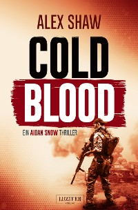 Cover COLD BLOOD
