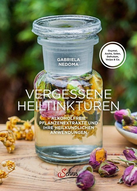 Cover Vergessene Heiltinkturen