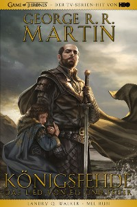 Cover Game of Thrones Graphic Novel - Königsfehde 1