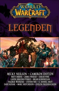 Cover World of Warcraft: Legenden
