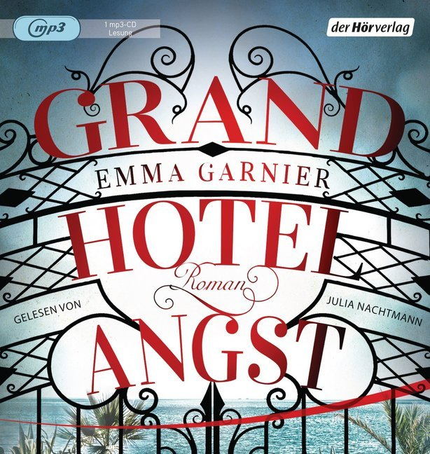 Cover Grandhotel Angst, 1 MP3-CD