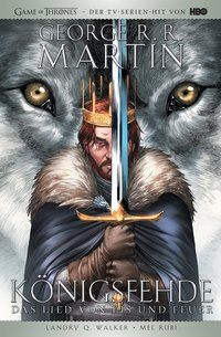 Cover George R.R. Martins Game of Thrones - Königsfehde (Collectors Edition)