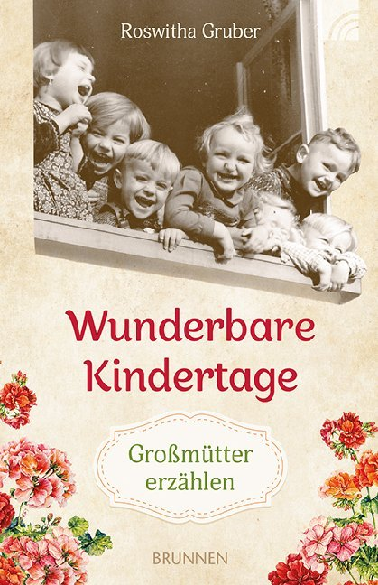 Cover Wunderbare Kindertage