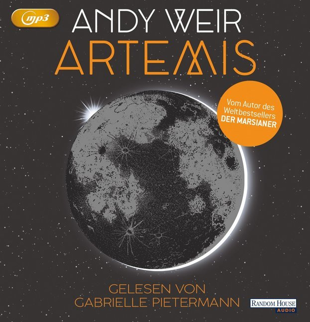 Cover Artemis, 2 MP3-CDs