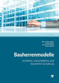 Cover Bauherrenmodelle