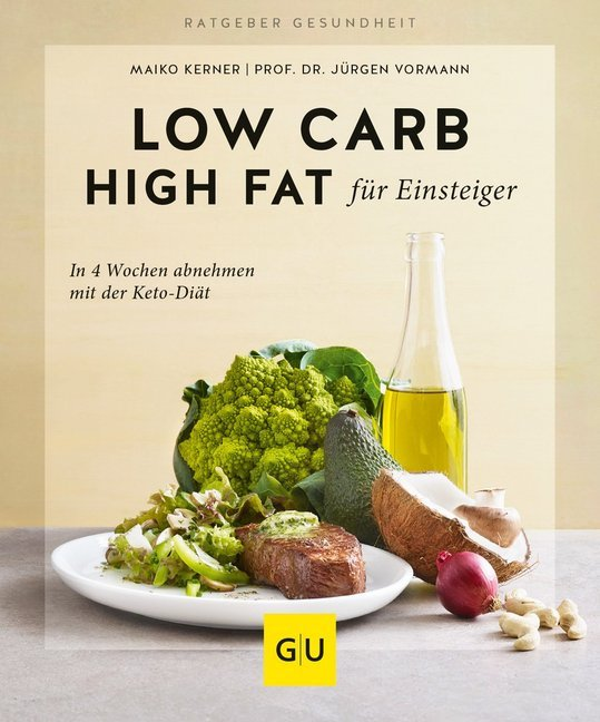 Cover Low Carb High Fat für Einsteiger