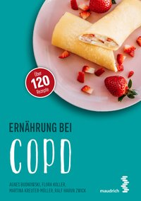 Cover Ernährung bei COPD