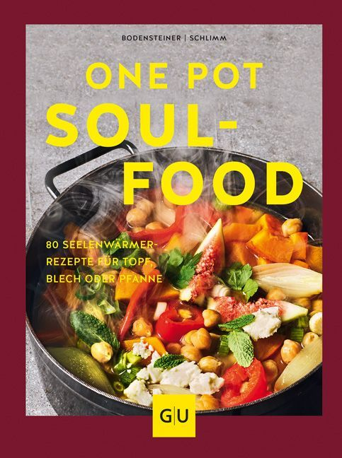 Cover One Pot Soulfood