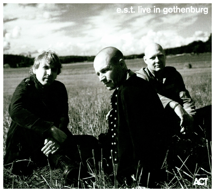 e.s.t.-Esbjörn Svensson Trio - Live In Gothenburg, 1 Audio-CD