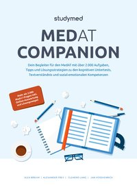 Cover MedAT Companion