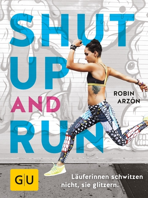 Cover Shut up and run