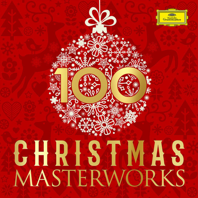 Cover 100 Christmas Masterworks, 5 Audio-CDs