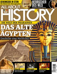 Cover All About History - Die Welt der Pharaonen