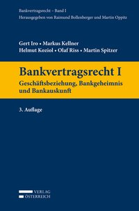 Cover Bankvertragsrecht I