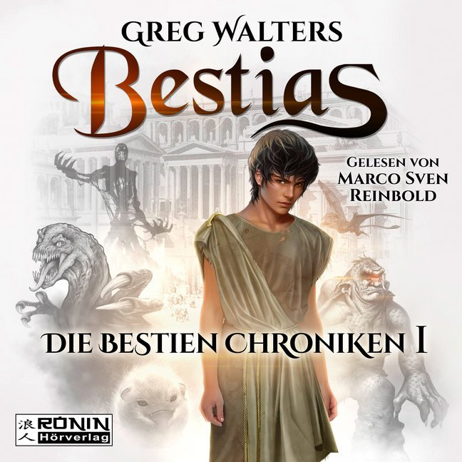 Bestias, 1 MP3-CD