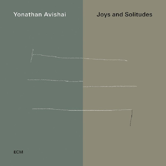 Cover Yonathan Avishai Trio - Joys And Solitudes, 1 Audio-CD