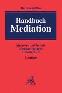 Cover Handbuch Mediation