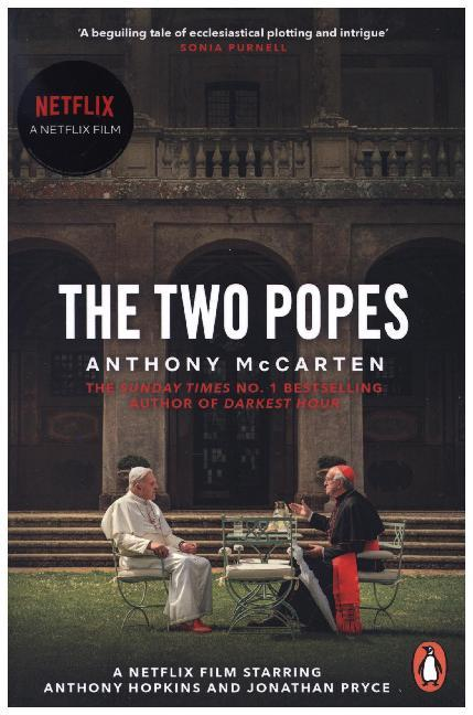 Cover The Two Popes, Film Tie-In