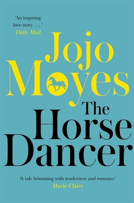 Cover The Horse Dancer
