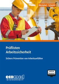 Cover Checklisten Arbeitssicherheit