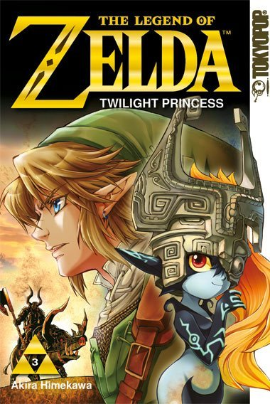 The Legend of Zelda - Twilight Princess. Tl.3