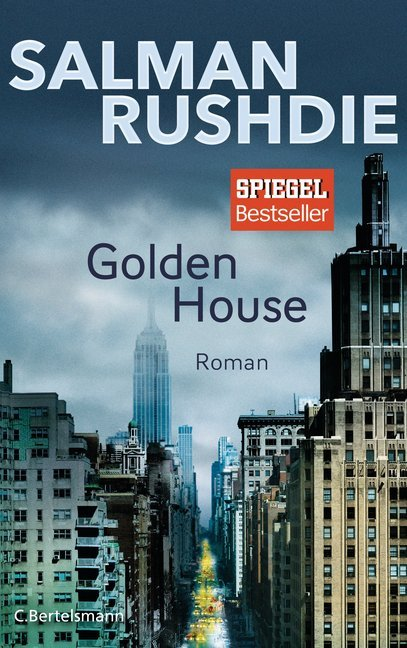 Cover Golden House