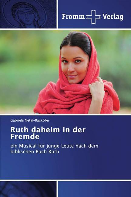 Cover Ruth daheim in der Fremde