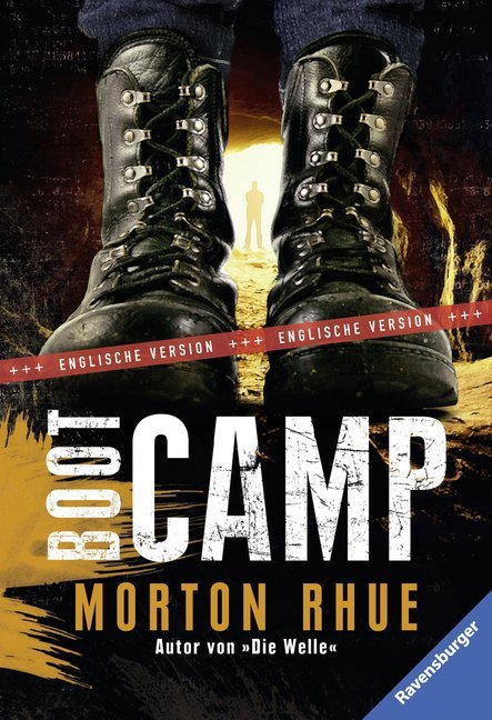 Cover Boot Camp, English edition
