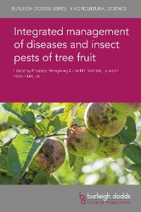 Cover Integrated management of diseases and insect pests of tree fruit