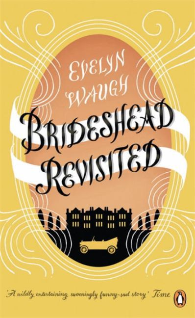 Cover Brideshead Revisited