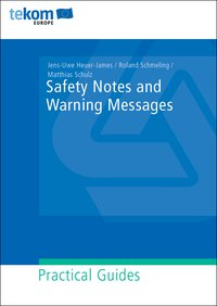 Cover Saftey Notes and Warning Messages