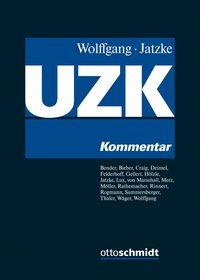 Cover Unionszollkodex