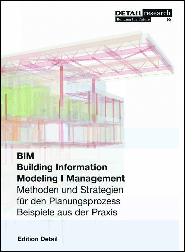 Cover Building Information Modeling / Management