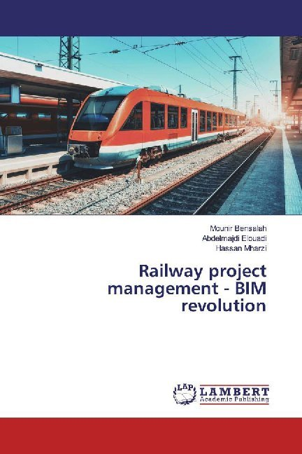 Cover Railway project management - BIM revolution