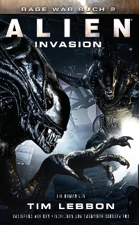 Cover ALIEN: INVASION