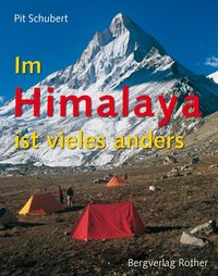 Cover Im Himalaya ist vieles anders