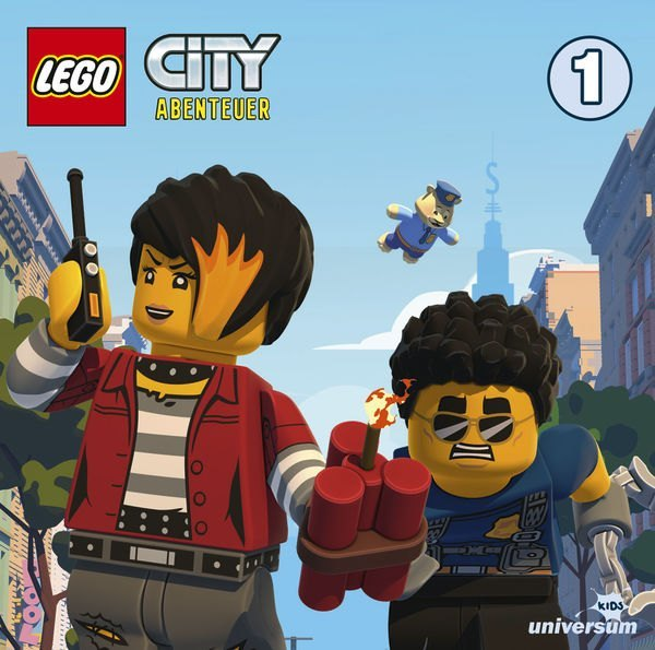LEGO City - TV-Serie CD 1