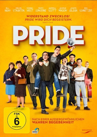 Cover Pride, 1 DVD