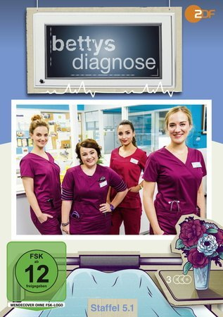 Cover Bettys Diagnose. Staffel.5.1, 3 DVD