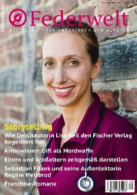 Federwelt 135, 02-2019, APRIL 2019