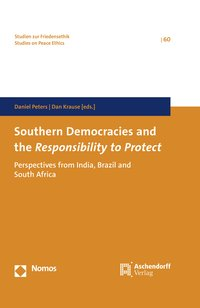 Cover Southern Democracies and the Responsibility to Protect