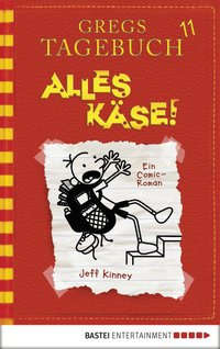 Cover Gregs Tagebuch 11 - Alles K?se!