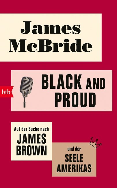 Cover Black and proud