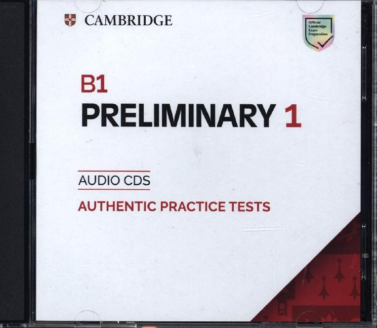 Cambridge English Preliminary 1 for revised exam from 2020