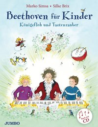 Beethoven für Kinder, m. Audio-CD