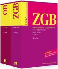 Cover Texto Kombipaket ZGB, OR