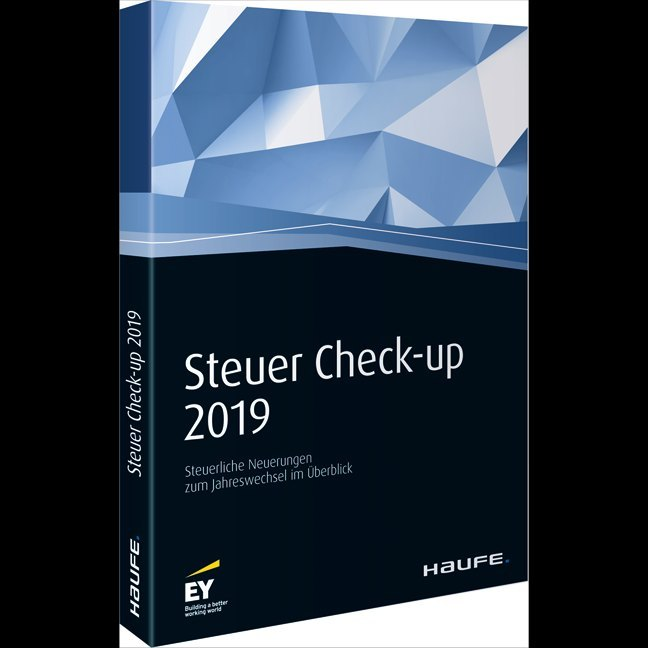 Cover Steuer Check-up 2019