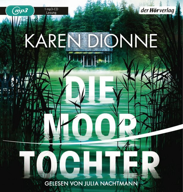 Cover Die Moortochter, 1 MP3-CD