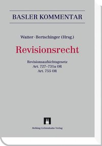 Cover Revisionsrecht