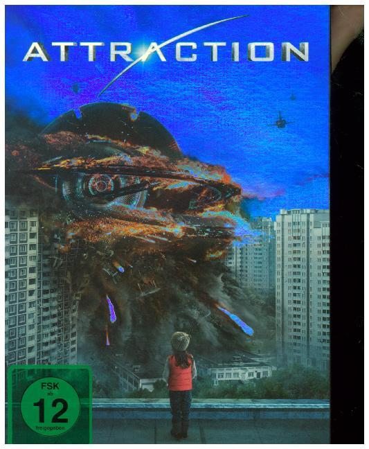 Cover Attraction, 1 DVD